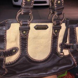 """Isabella Fiore Purse Handbag 19"""" by 11"""""""